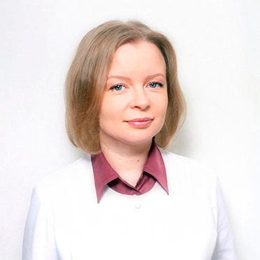 Olesya Zinych, PhD, DMSc